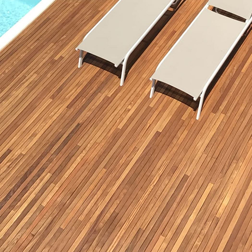pisos de madeira