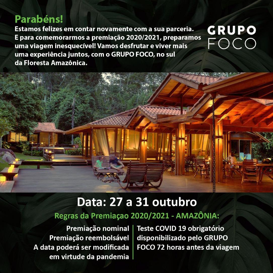 Next Stop 2020 / 2021 - Amazônia